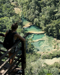 020613_4530 (biancaboudreau) Tags: travel trees water america turquoise guatemala central falls backpacking pools anja semuc champey naturel