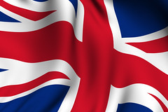 Rendered British Flag (Portal PBH) Tags: uk greatbritain blue red england white colour macro closeup wales scotland europe european symbol unitedkingdom britain render flag unitedstatesofamerica banner textile fabric british patriotism waving unionjack nationalflag