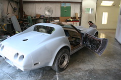 """1973 Corvette Stingray • <a style=""""font-size:0.8em;"""" href=""""http://www.flickr.com/photos/85572005@N00/8636011922/"""" target=""""_blank"""">View on Flickr</a>"""