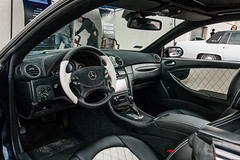 Mercedes interior (Rychu92) Tags: leather mercedes benz interior expensive luxury szczecin targi motoshow sonyalphadslra290 sonya290l sonyalphaa290l