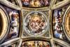 Affresco (fotopierino) Tags: como canon lago mark iii chiesa di 5d 1740mm hdr interno affresco brunate santandrea apostolo fotopierino