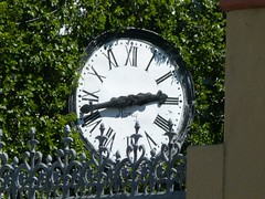 Nancy (Jef Poskanzer) Tags: clock nancy unfoundinsf timepix:time=0242