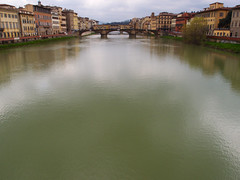 Mineral (Lumase) Tags: city bridge italy water river florence tuscany arno pontevecchio riverarno oldbridge firence supershot