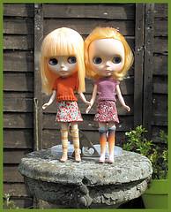 Geri and Juniper