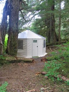 Alaska Fishing Tent Camp - Sitka 5