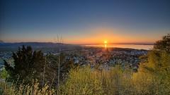 Bregenz Gebhardsberg II (RAG Images) Tags: sun sterreich nikon sonnenuntergang bregenz sns 121 bodensee hdr cokin vorarlberg gebhartsberg
