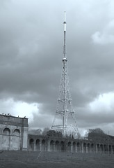 Transmit (dhcomet) Tags: tower digital radio tv mast fm transmitter