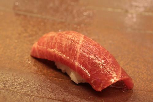 Sushi Isshin 鮨 一新 大トロ
