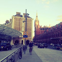 United Kingdom (jadenxjaden) Tags: uk cold love station weather train united kingdom british chilly kingcross uploaded:by=flickrmobile flickriosapp:filter=chameleon chameleonfilter