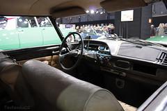 Citroën DS Coupé Chapron Concorde 1964 (tautaudu02) Tags: auto cars automobile ds citroën concorde moto coches coupé voitures 2013 chapron rétromobile