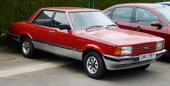 1982 FORD CORTINA CRUSADER (Yugo Lada) Tags: old classic cars ford cortina car photo 1982 nice retro clean vehicle parked crusader rare gnk179y