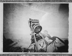 Worldwide Pinhole Photography Day 2013 #3 (lost in pixels) Tags: shadow polaroid pinhole 4x5 expired lensless zero largeformat cameraobscura graflex zeroimage speedgraphic pinholeday wppd 2013 zero45 aeroektar type553