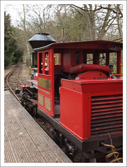 Crossford Miniature Railway (Ben.Allison36) Tags: park uk photography scotland miniature south railway olympus international valley e600 lanarkshire crossford