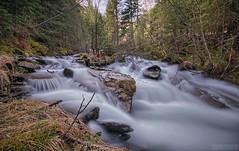searching for a waterfall ... (Gerald Ramsbacher) Tags: water nikon wasser long exposure krnten sns hdr langzeitbelichtung schneeschmelze d300s pllatal plla