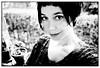 Life begins at... (Mayastar) Tags: girl selfishportrait 4teen mayastar lifebeginsat ritrattoradioso cisonodeigiorniincuivapropriocosì