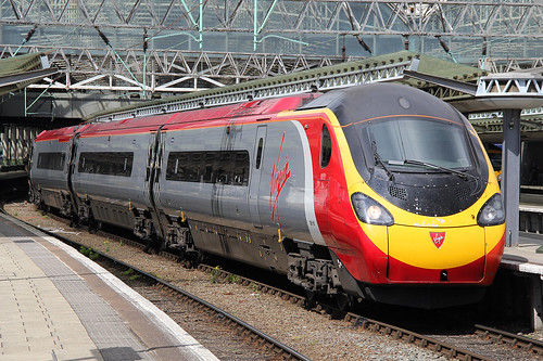 390118 Virgin Trains Pendolino
