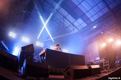 Boston Bun (Kymmo) Tags: boston set ed dj lyon electro banger bun usine nuits sonores brossette