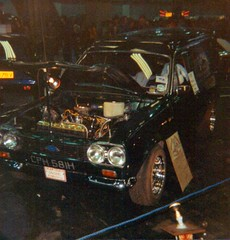 nec005 (pjlcsmith2) Tags: ford customized van escort customcar customised worldofwheelsshow