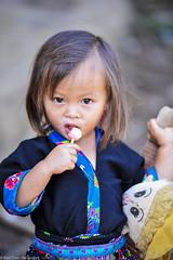 Mộc Châu tháng 5 ([B]ear) Tags: people kid tea country north vietnam viet ethnic nam châu mộc
