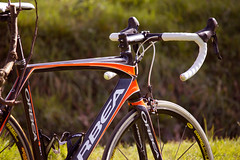 Orbea Orca Bronze!!!!! (Josu Urrestarazu Garcia) Tags: bike bicycle bronze bottle negro bicicleta cage elite brakes orca naranja cosmic ultegra mavic ruedas cuadro shimano focusing bizikleta asiento orbea manillar enfoque frenos 2013 portabidon hurbilketa