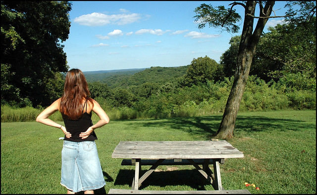 Brown County State Park - August 2006