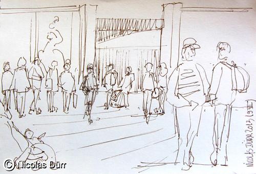 Sortie Randocroquis sur Paris le dimanche 9 juin 2013 : le Carousel du Louvre