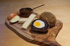 Black Pudding Scotch Egg (Matt_Daniels) Tags: