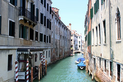Canal in Venice (KHM Travel Group) Tags: etw encompass world travel italy rome bill coyle pope leaning tower pisa singing angels