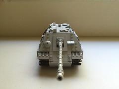 Jagdpanther Ausf G1 [Version 3.0] (-PanzerGrenadier1-) Tags: lego ww2 tank afv jagdpanther destroyer panzerjaeger sdkfz 173