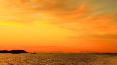 Solnedgang i Brosmeosen juni -16 (bjarne.stokke) Tags: norway norge norwegen hordaland solnedgang