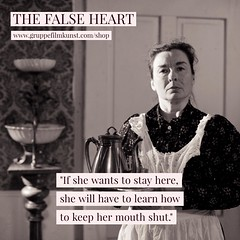 The False Heart (gruppe_filmkunst) Tags: artdirection actorsandactresses actresses directing filmmaking