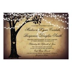 (String of Lights Rustic Oak Tree Wedding Invites) #Antique, #CarvedHeartWedding, #CarvedTreeWedding, #Country, #CountryStyleWedding, #CountryWedding, #Lights, #Nature, #Oak, #OakTree, #OutdoorWedding, #Rustic, #RusticCountryWedding, #RusticWedding, #Stri (CustomWeddingInvitations) Tags: string lights rustic oak tree wedding invites antique carvedheartwedding carvedtreewedding country countrystylewedding countrywedding nature oaktree outdoorwedding rusticcountrywedding rusticwedding stringlights trees vintage vintagewedding is available custom unique invitations store httpcustomweddinginvitationsringscakegownsanniversaryreceptionflowersgiftdressesshoesclothingaccessoriesinvitationsbinauralbeatsbrainwaveentrainmentcomstringoflightsrusticoaktreeweddinginvites weddinginvitation weddinginvitations