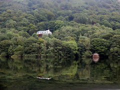 Windermere (tonypreece) Tags: lake district winermere national park water reflection trees house forest tranquil