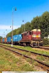 742.377-5 | tra 331 | Lpa nad Devnic (jirka.zapalka) Tags: train trat331 rada742 stanice lipanaddrevnici cd summer