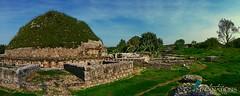 Dharmarajika  Stupa. Taxila (KR-Waleed) Tags: dharmarajika stupa taxila pakistan history