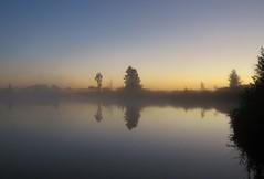 Adrian Vesa Photography (adr.vesa) Tags: minimalism sunrise fog mist nabel morning light silence nature serene landscapes panorama water lake