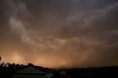 storm brewing (peet-astn) Tags: storm brewing kyalami midrand johannesburg southafrica clouds sunset tramonto winter