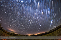 Arizona Star Trails - Rising Looking East (Amazing Sky Photography) Tags: advancedstackerplusactions arizona rising sirius aircraft eastern lightpollution stacking startrails winter
