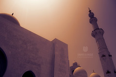 Magnificence (Umair Ulhaque) Tags: sheikh zayed mosque masjid heights glory higher honour lord god almighty divine