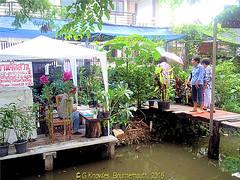 Bangnamphung Floating Market, Phra Pradaeng, Samut Prakan Province, Thailand. (samurai2565) Tags: bangnamphungfloatingmarket samutprakanprovince thailand phrapradaeng floatingmarketsinthailand chaophrayariver bangnaumrd