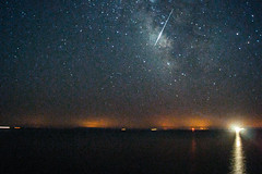 The Milky Way and the Asteroid (Bilel.B) Tags: milkyway univers astrophotoghrapy space sony alpha700 dslra700 tunisia galite landscape