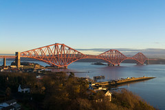 Forth bridge (murphy197) Tags: bridge scotland engineering forth river
