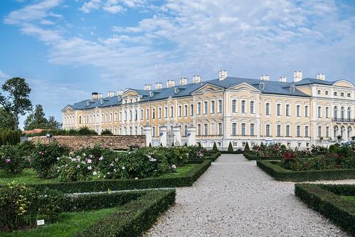 Palacio Rundale. Letonia 30
