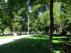 Cluj-Napoca - Central Park (Bogdan Pop 7) Tags: romnia romania roumanie romnia cluj clujnapoca claudiopolis kolozsvr klausenburg kolozsvar erdely erdly europe ardeal parc park parculsimionbarnutiu parculmare parculcentral statr kolozsvristatr 2016