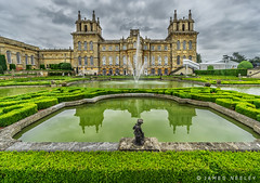 Blenheim Palace (James Neeley) Tags: blenheimpalace architecture uk jamesneeley