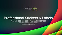 Stickers and Labels for Local Businesses - Chameleon Print Group - Australia (Chameleon Print Group) Tags: signprinting businesscards promotionalproducts graphicdesignservices printingservices labelprintingservices stickerprintingservices best binding bulk business colour commercial companies company corporate creative custom design digital document format fullcolour graphics highresolution largeformat local office offset print printers printing professional quality service services specialised specialists speciality spotcolour stationery trade wholesale wideformat australia australian queensland widebay frasercoast harveybay bundaberg marlborough sunshinecoast