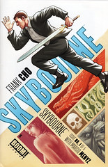Skybourne 1 (FranMoff) Tags: sword comicbooks frankcho cho skybourne