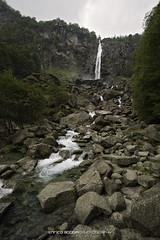 #001 Cascata di Foroglio (Enrico Boggia   Photography) Tags: foroglio cascata waterfall bavona vallebavona valbavona vallemaggia enricoboggia settembre 2016 water acqua