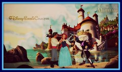 Beyond My Wildest Dreams (DisneyBarbieCollector) Tags: mattel the little mermaid prince eric ariel dolls toys disney