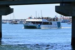 DSC_0108 (LoxPix2) Tags: loxpix queensland southport surfersparadise beach river boat architecture building bridge australia 2016